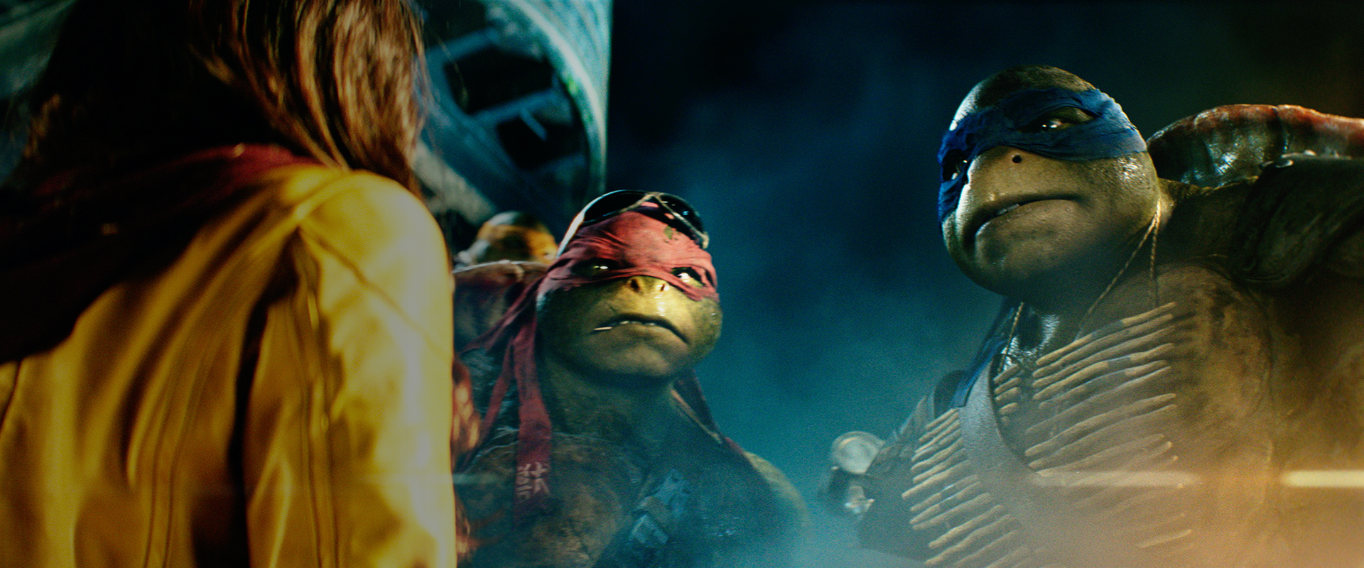 2014 TMNT Movie Review