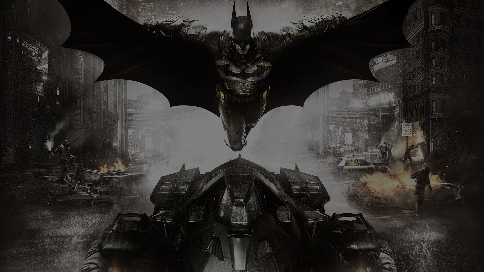 My Thoughts On Batman: Arkham Knight