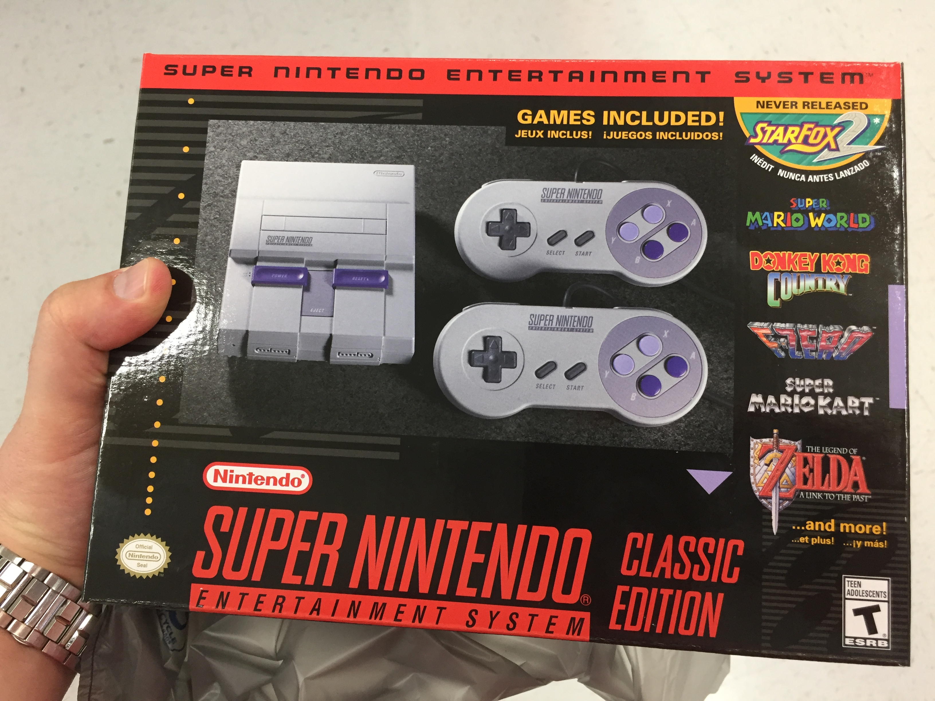 Joygasm Podcast Ep. 40: SNES Classic Purchase Experience, Joygasm Website Launched, & More