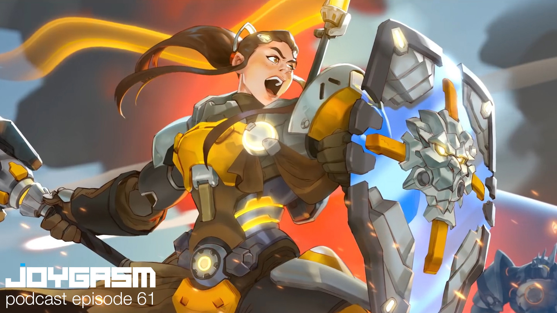 Joygasm Podcast Ep. 61: New Overwatch Character Brigitte Revealed, The Incredibles 2, Ralph Breaks The Internet, Apple iPhone Lineup & More!