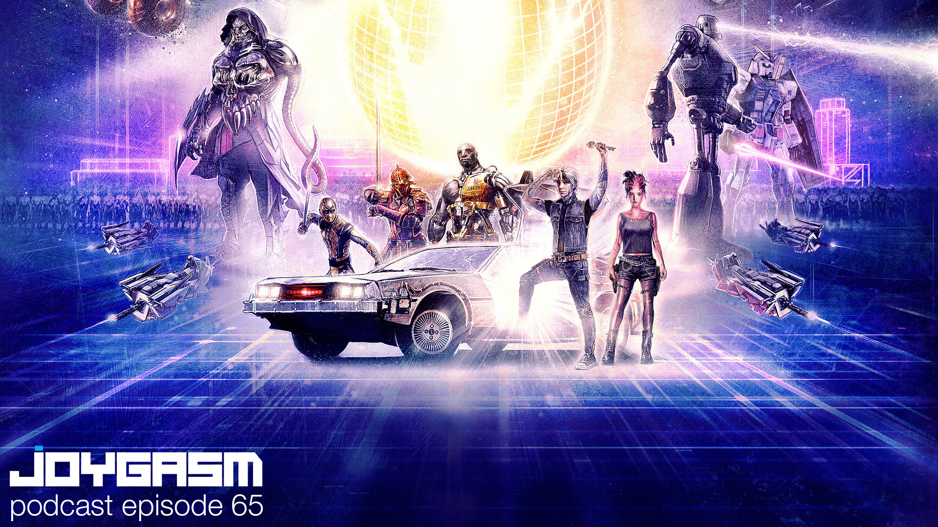 Joygasm Podcast Ep. 65: Ready Player One Review, Sea Of Thieves, Batman Ninja & More