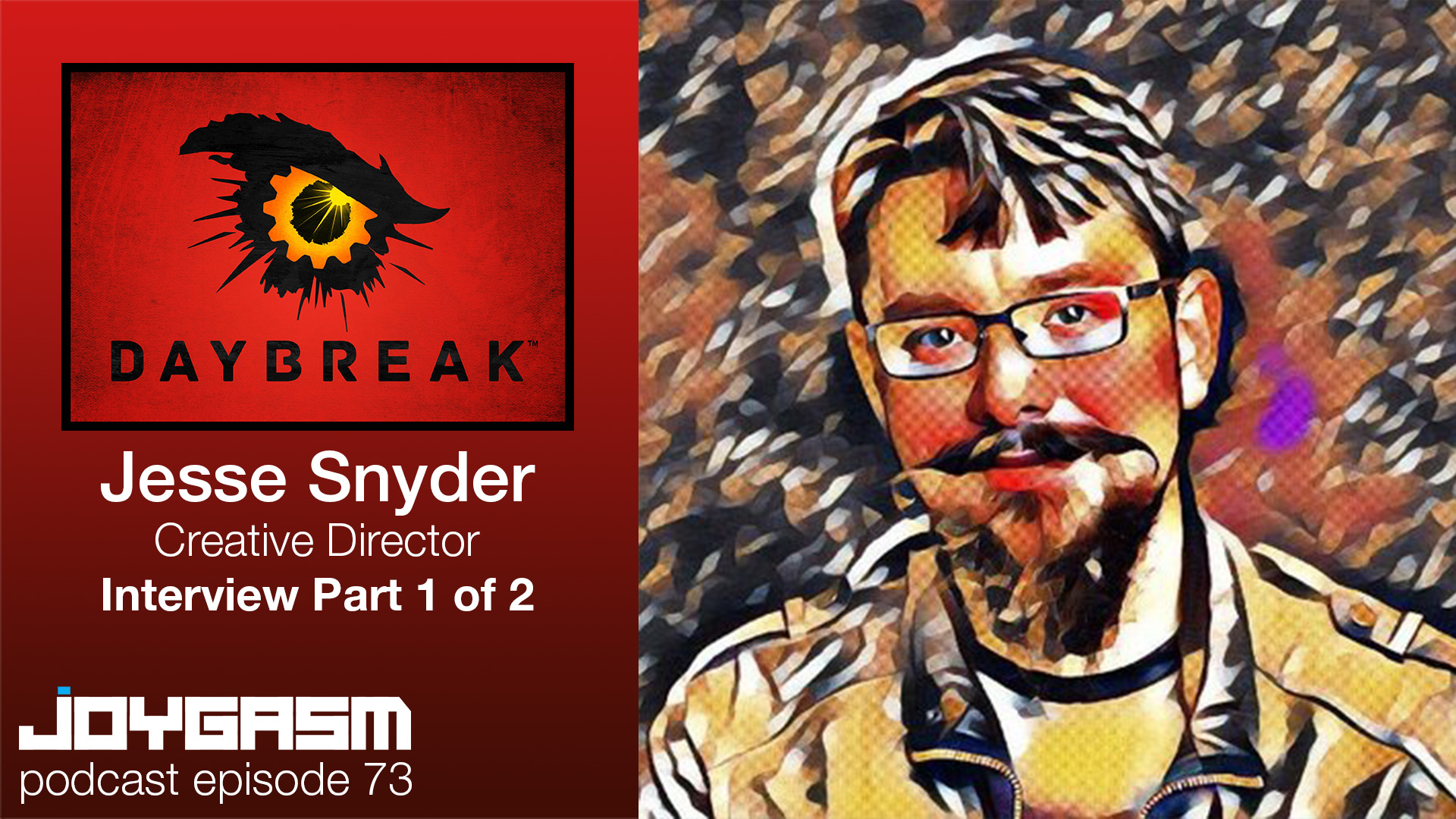 Ep. 73: Special Guest Call Of Duty Gameplay Director Jesse Snyder Interview Part 1 of 2
