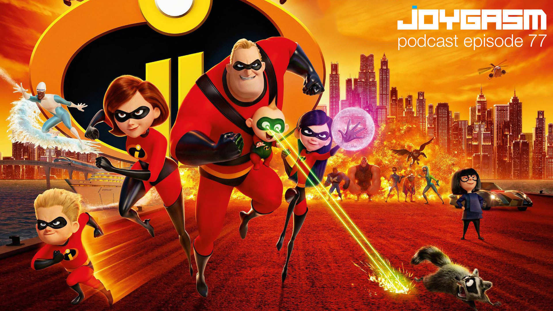 Ep. 77: Incredibles 2 Review