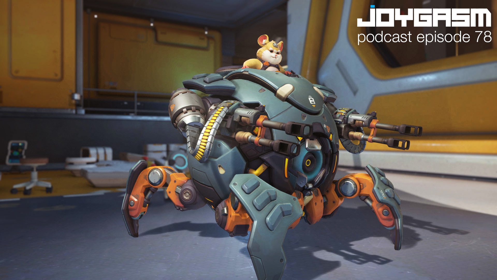 Ep. 78: New Overwatch Hero Wrecking Ball, Tons of Movie News, & More