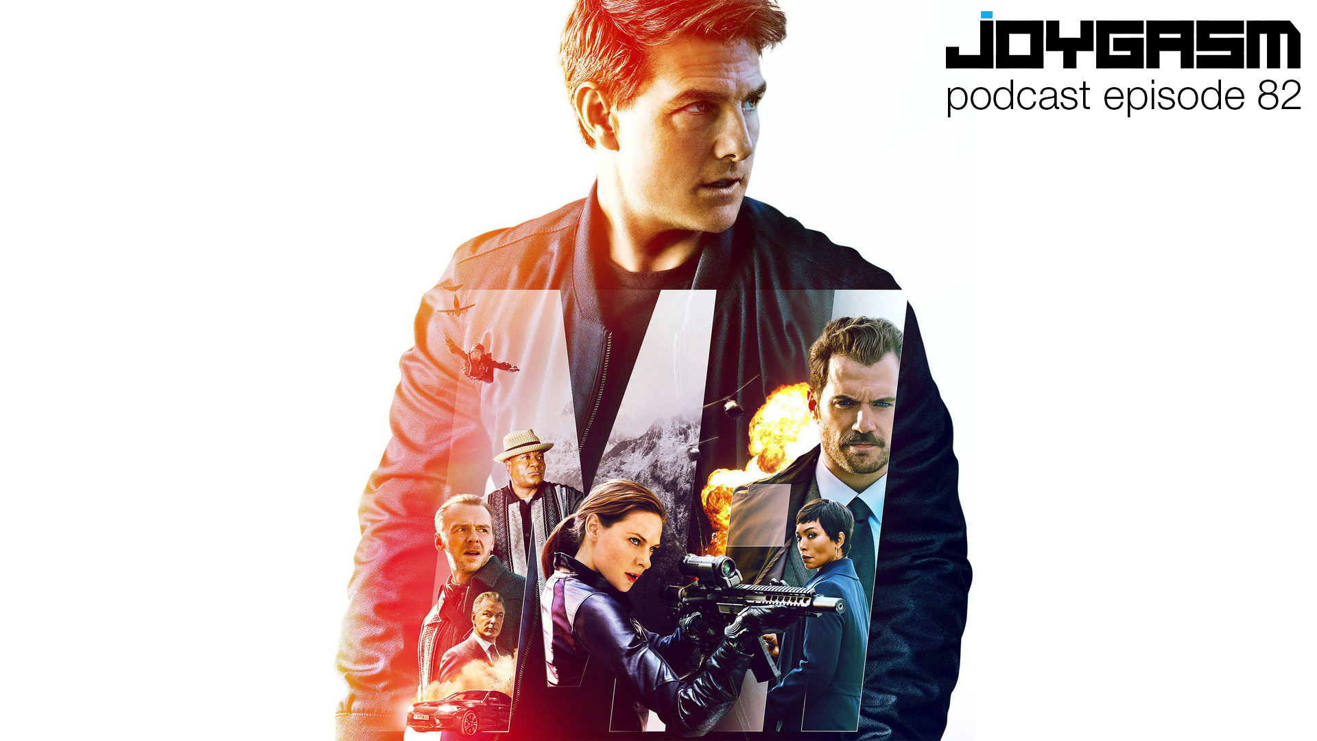Ep. 82: Mission Impossible Movie Review & More