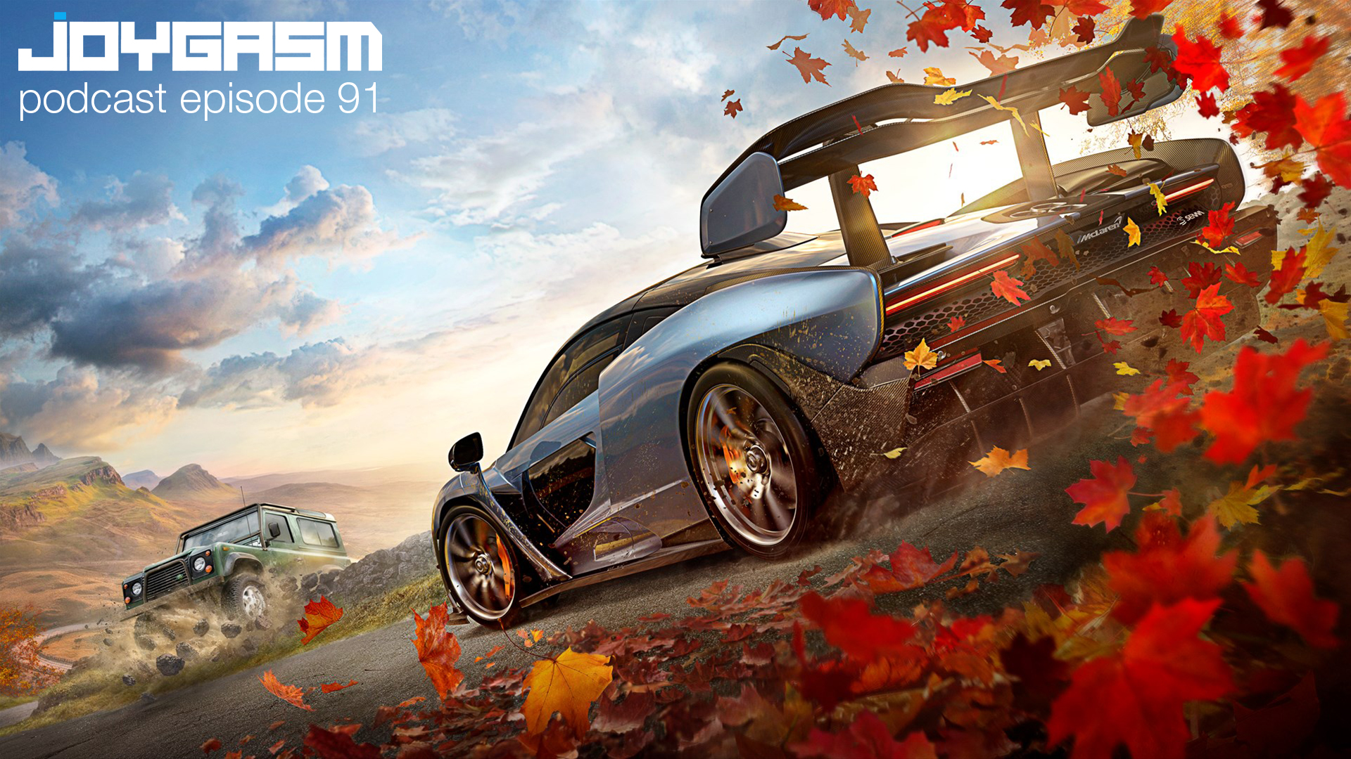 Ep. 91: Forza Horizon 4 Impressions, Glass & Vice Trailer Reactions & More