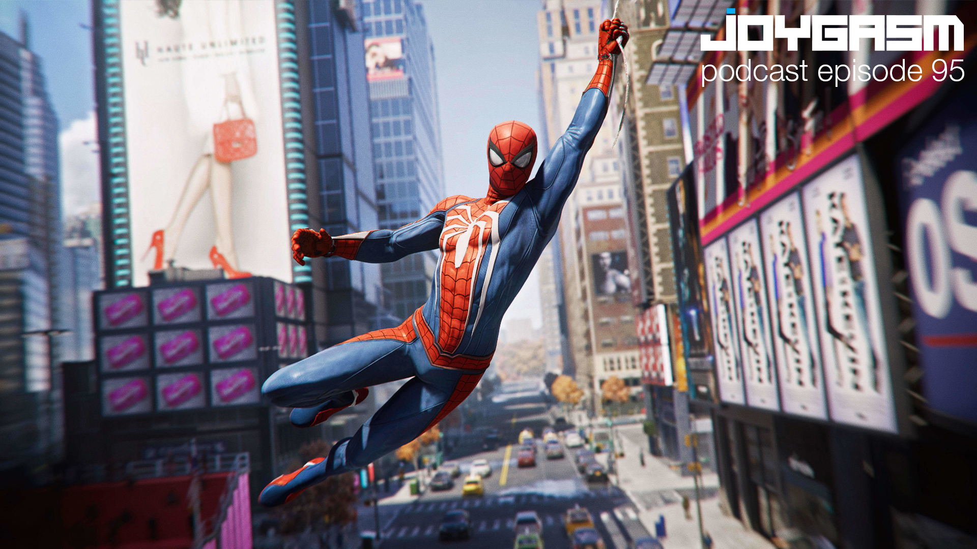 Ep. 95: Special Guest Nick from the Bombarded Podcast talks Spider-Man for PS4 (Spoilers!)