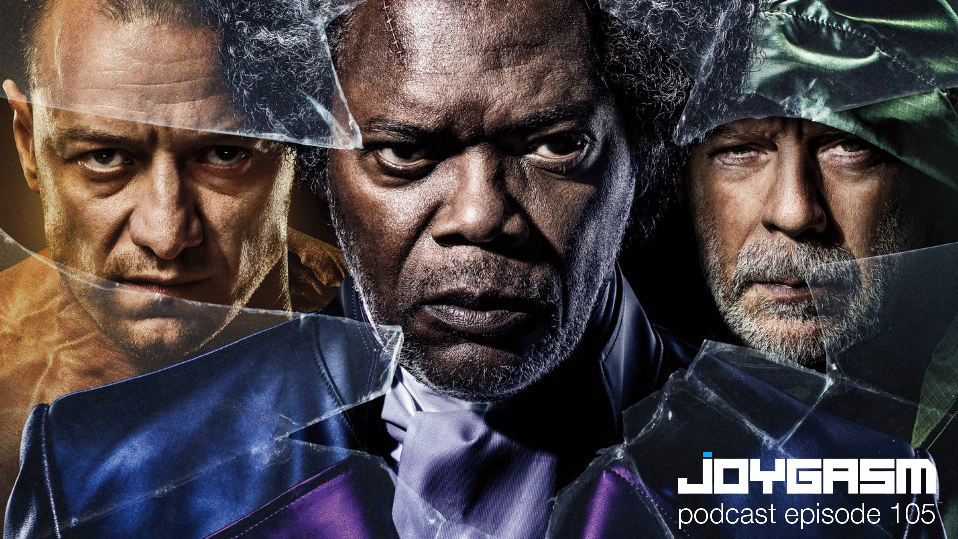 Ep. 105: Glass Movie Review & More