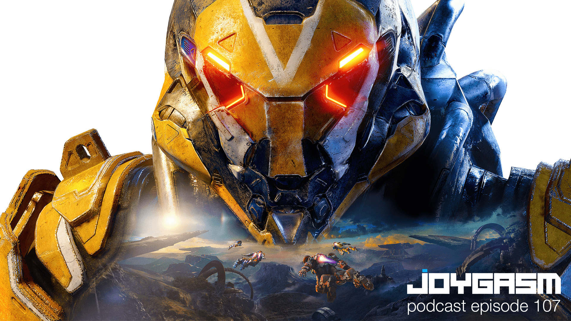 Ep. 107: Anthem Game Demo Play Impressions