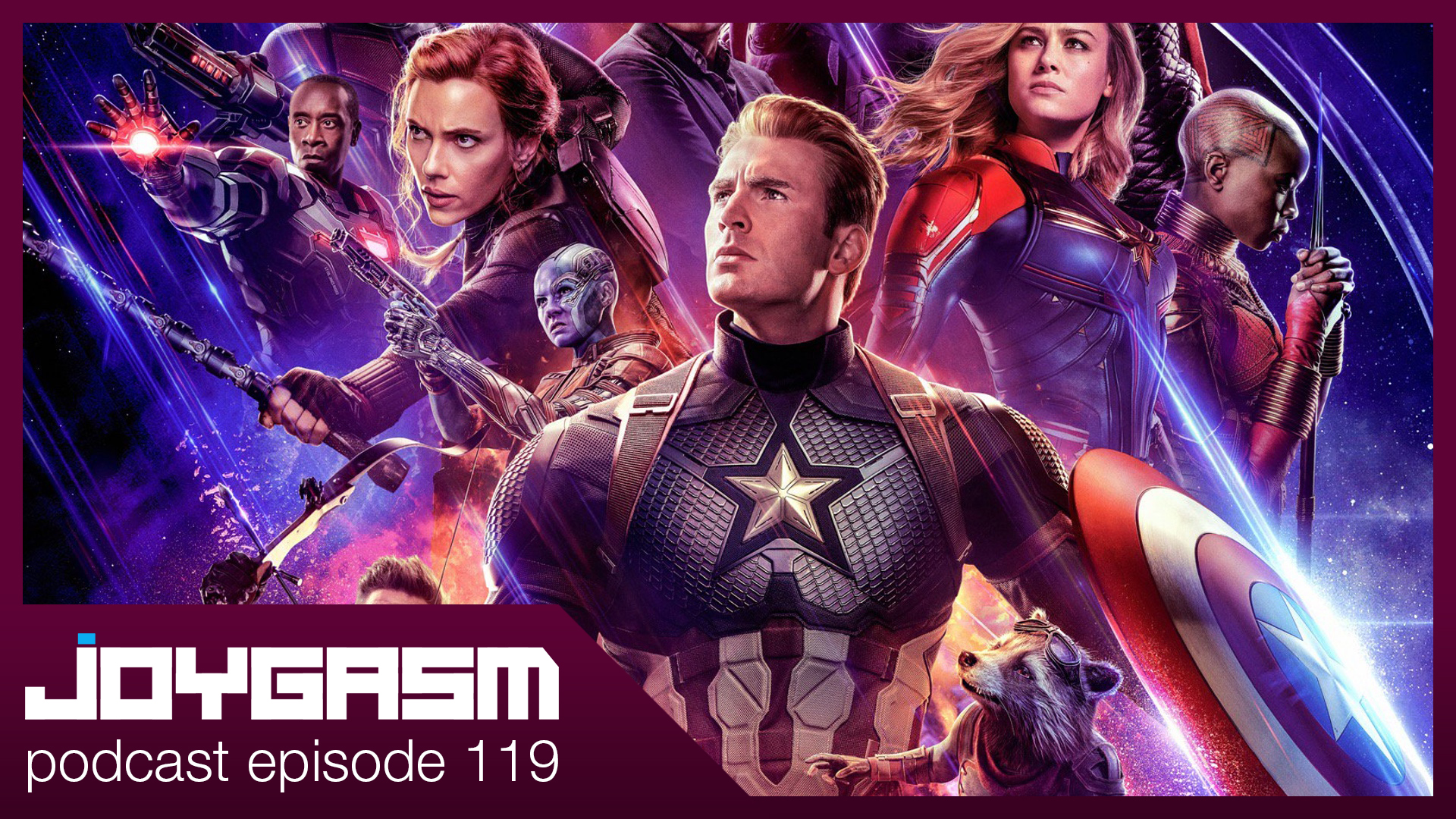 Ep. 119: Avengers Endgame Movie Review