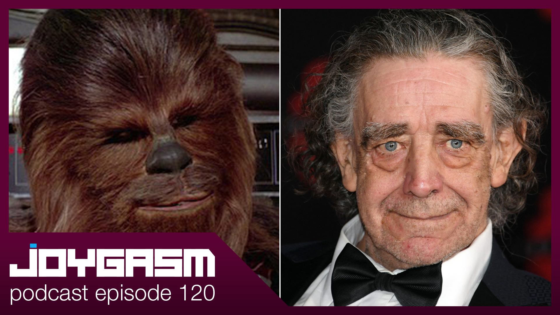 Ep. 120: Paying Tribute To Peter Mayhew