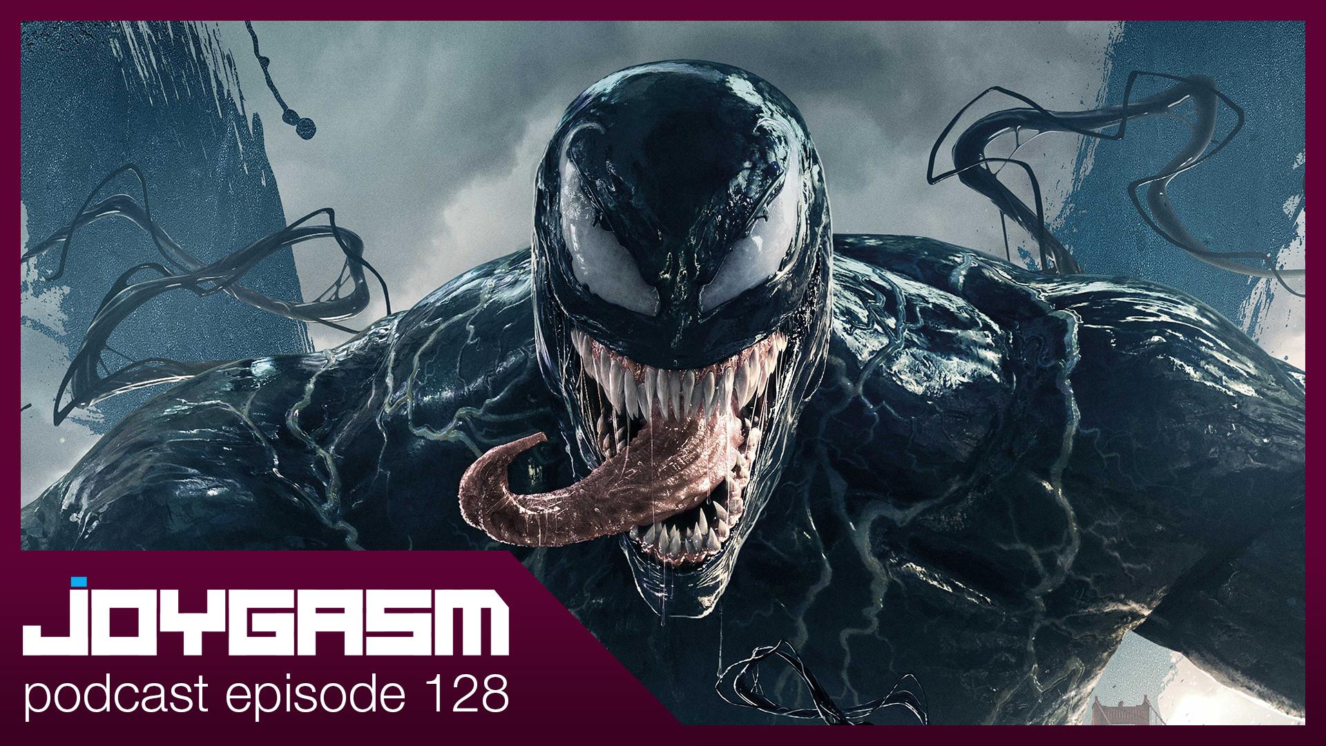 Ep. 128: Venom Movie Review