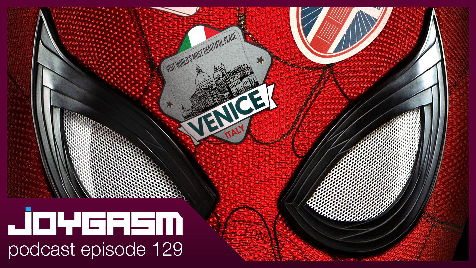 Ep. 129: Spider-Man Far From Home Movie Review & More