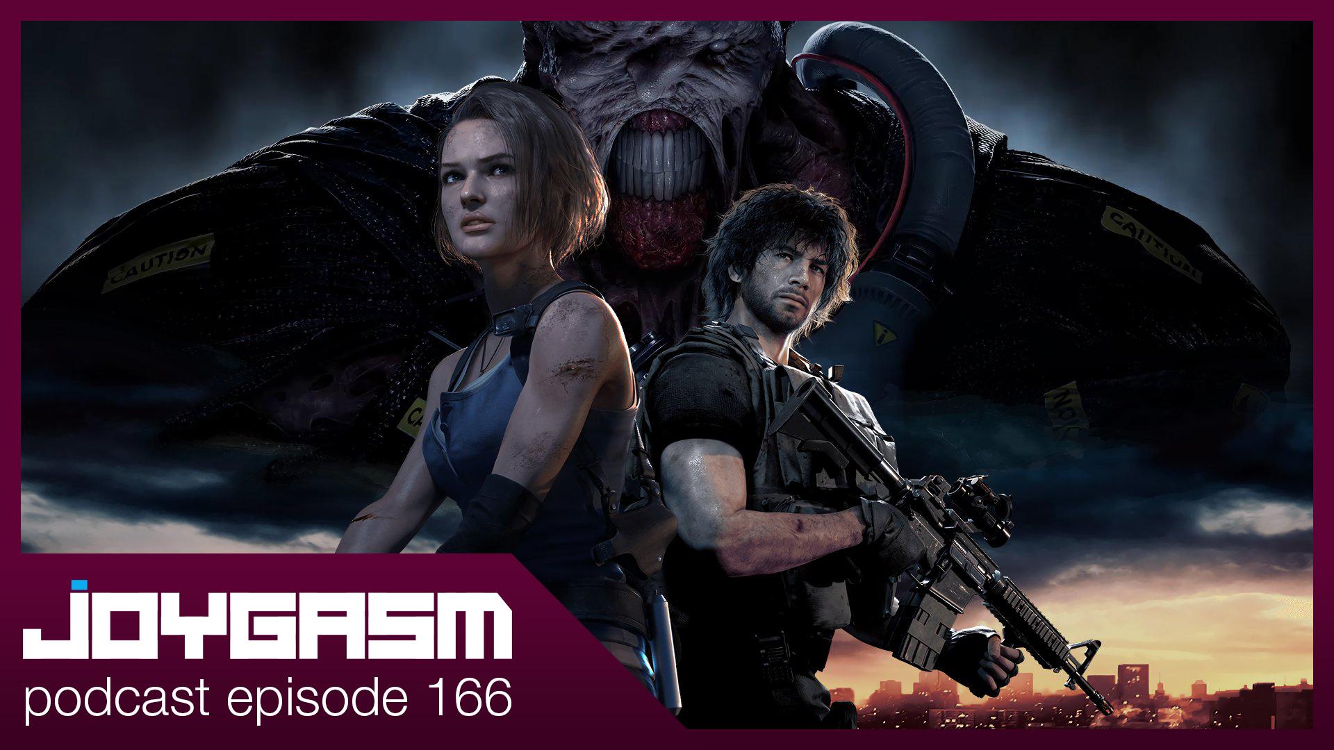 Ep. 166: Resident Evil 3 Impressions & More