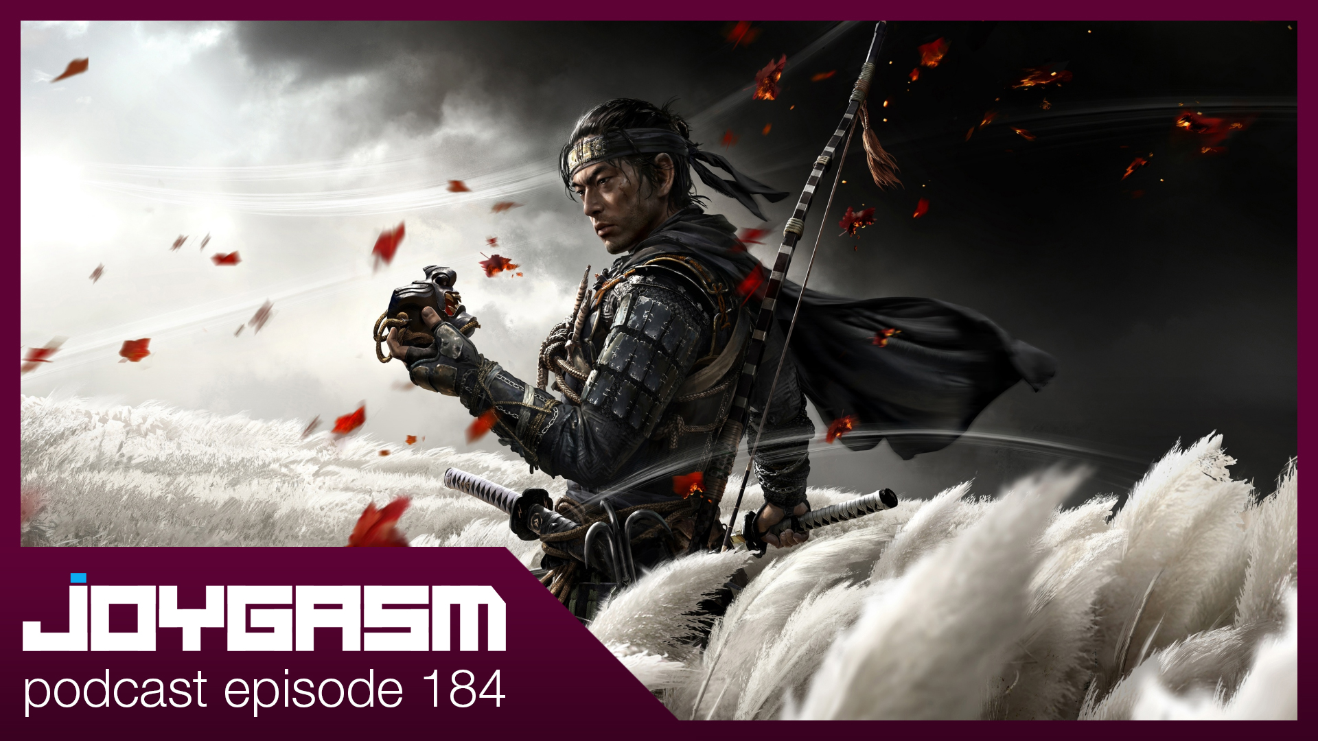 Ep. 184: Ghost Of Tsushima Impressions