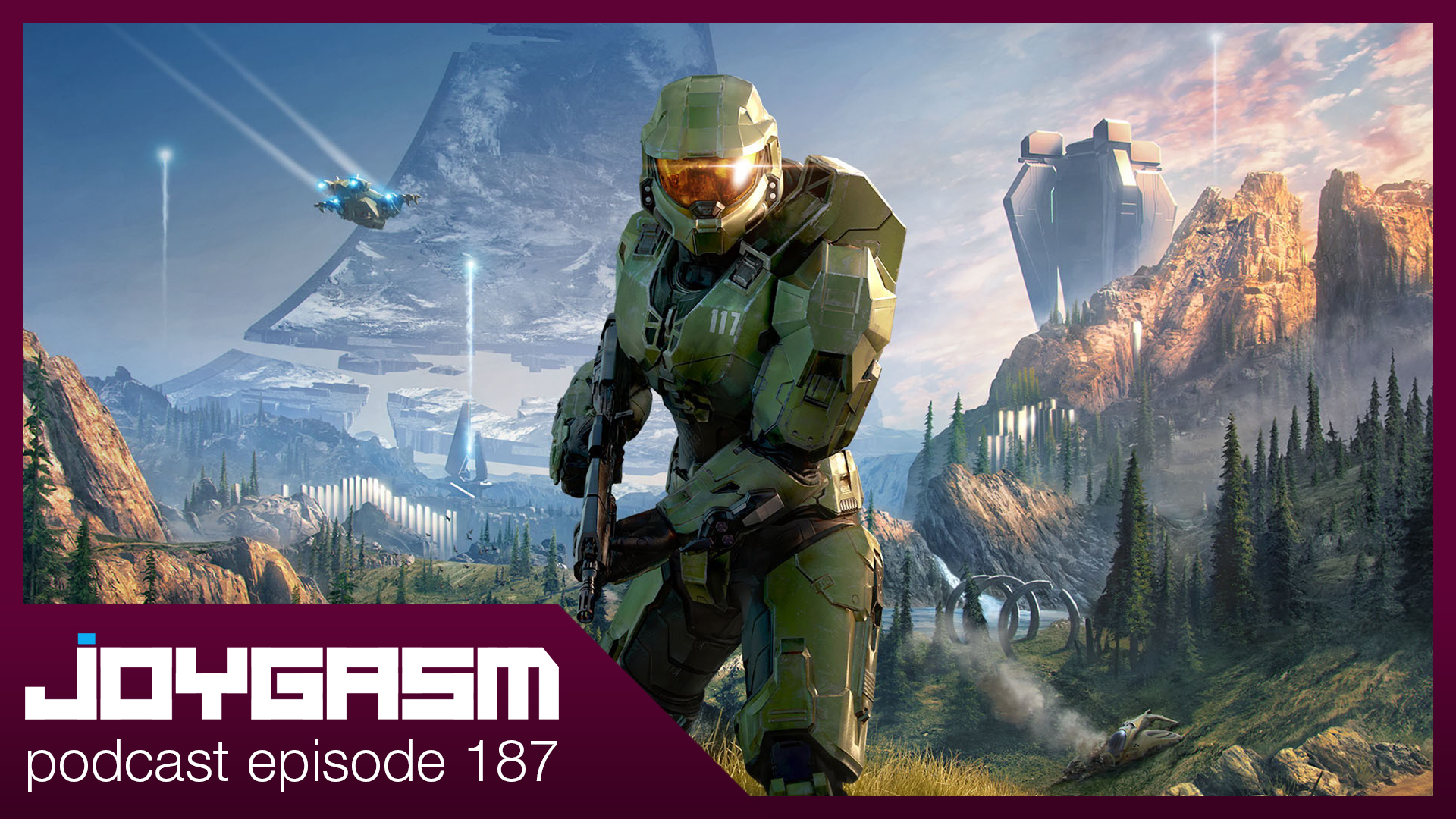 Ep. 187: Halo Infinite Delayed, DC Fandome, & Dark Myth Wukong Game