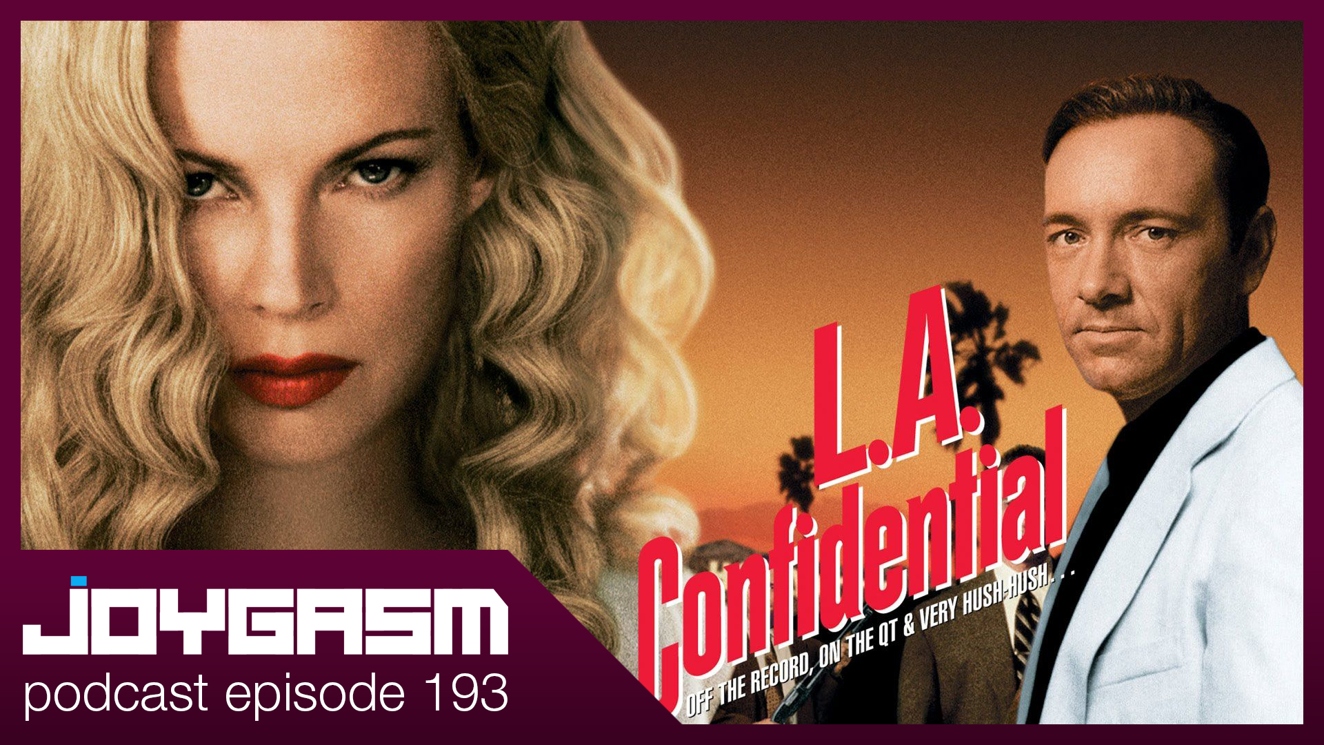 Ep. 193: L.A. Confidential Movie Review