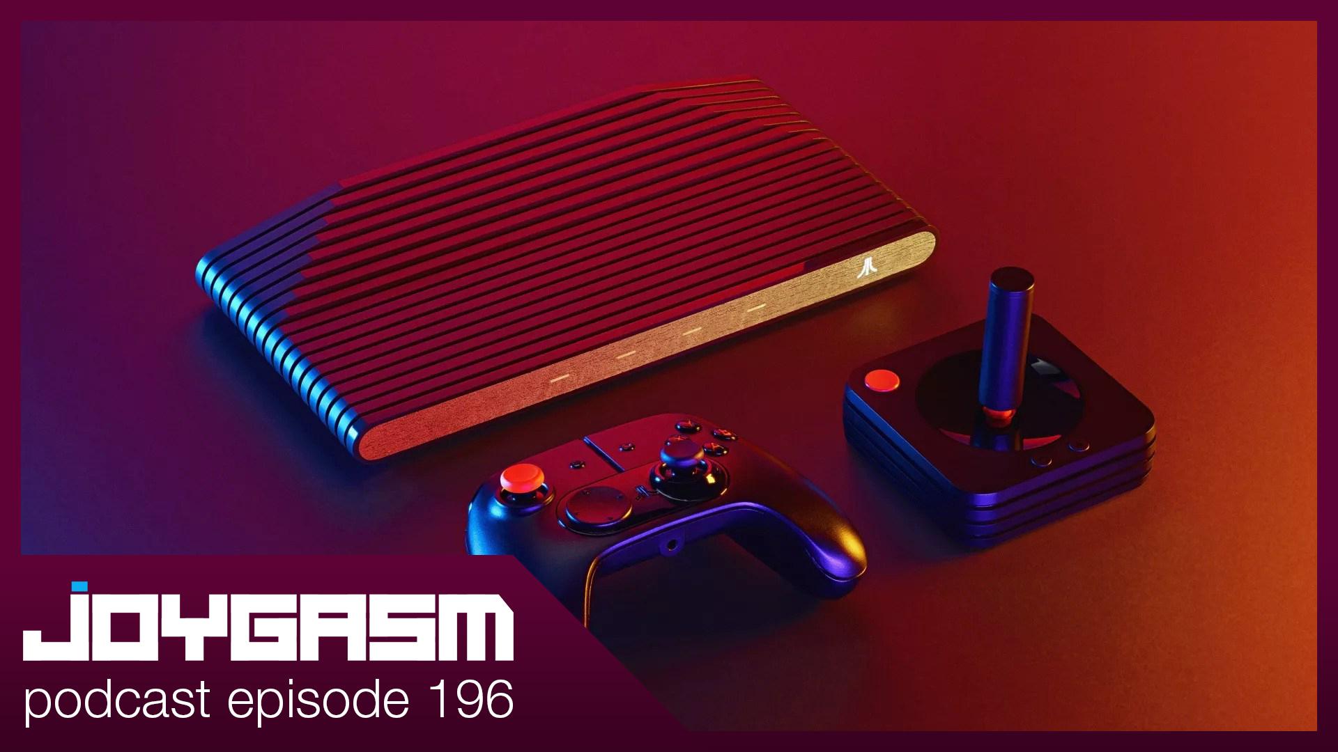 Ep. 196: Atari VCS Console Impressions
