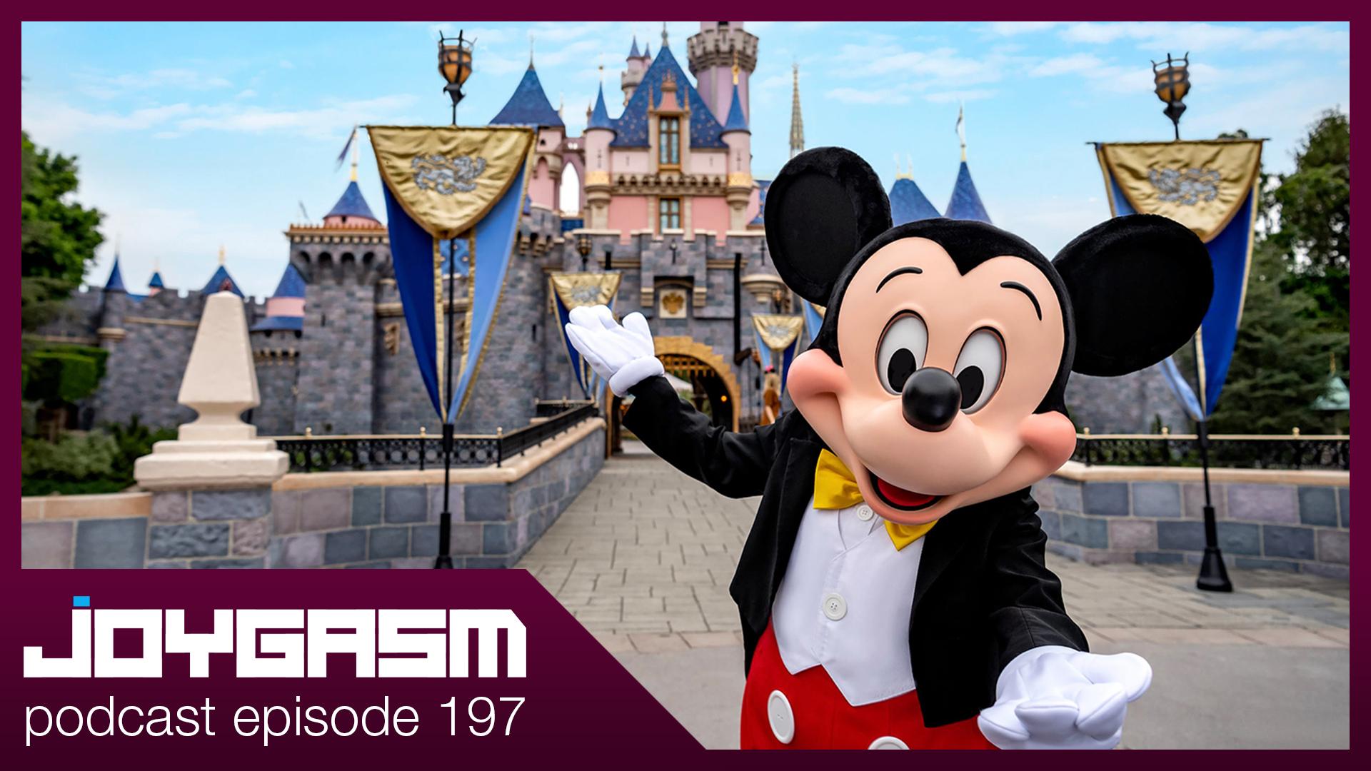 Ep. 197: Can Disney Parks Survive?