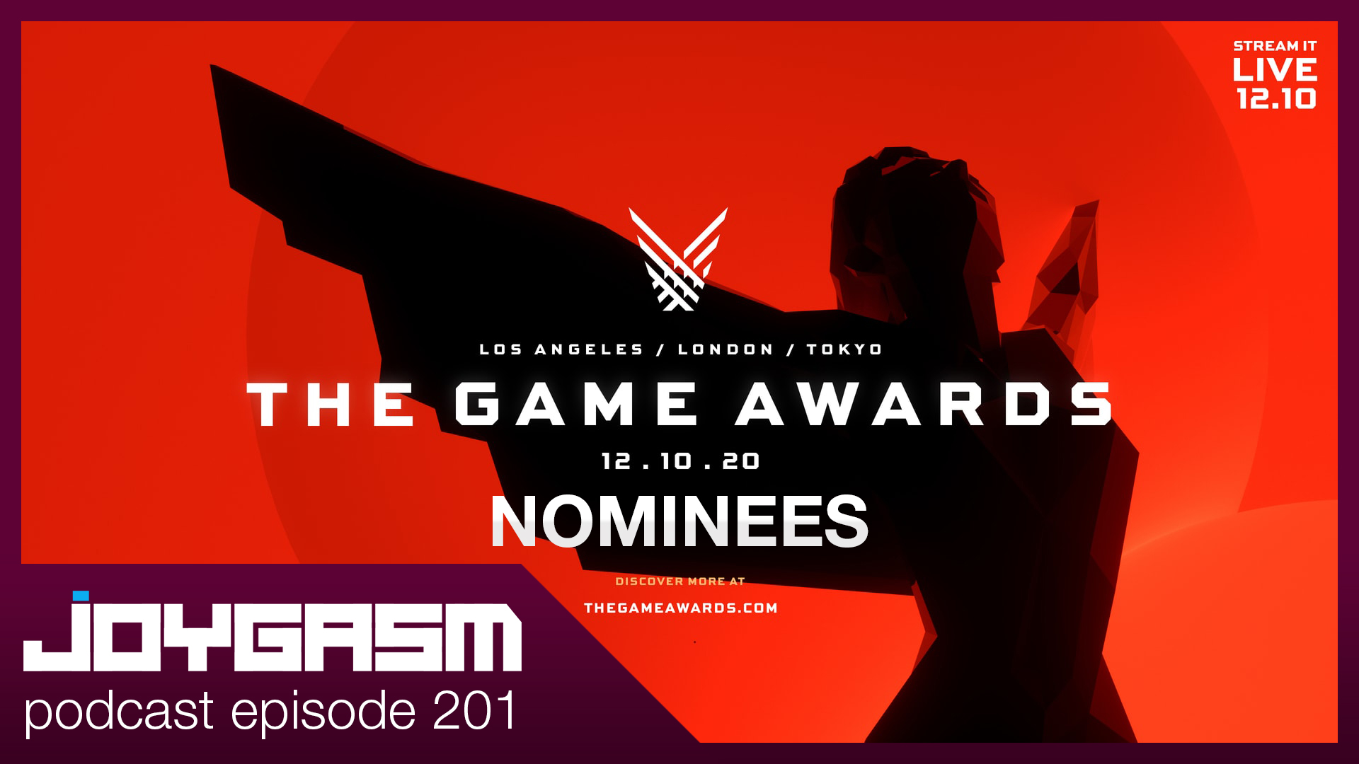 Ep. 201: The Game Awards Nominees 2020 & More