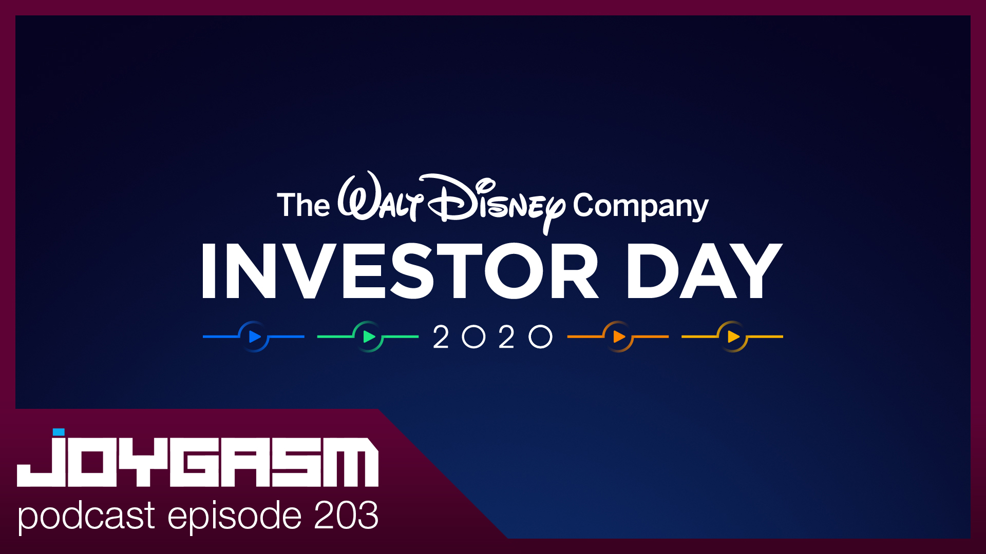 Ep. 203: Disney Investors Day 2020, The Game Awards Winners, & More