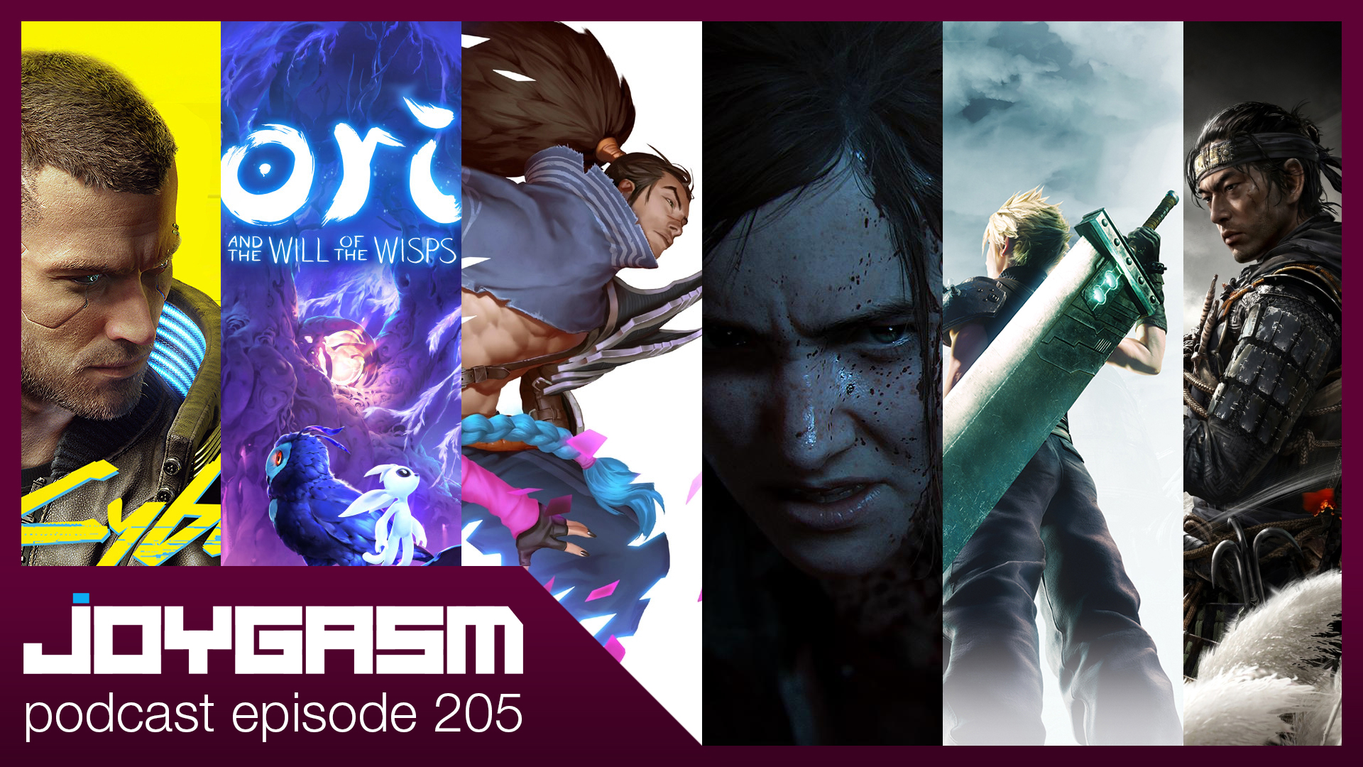 Ep. 205: Our Favorite Games of 2020