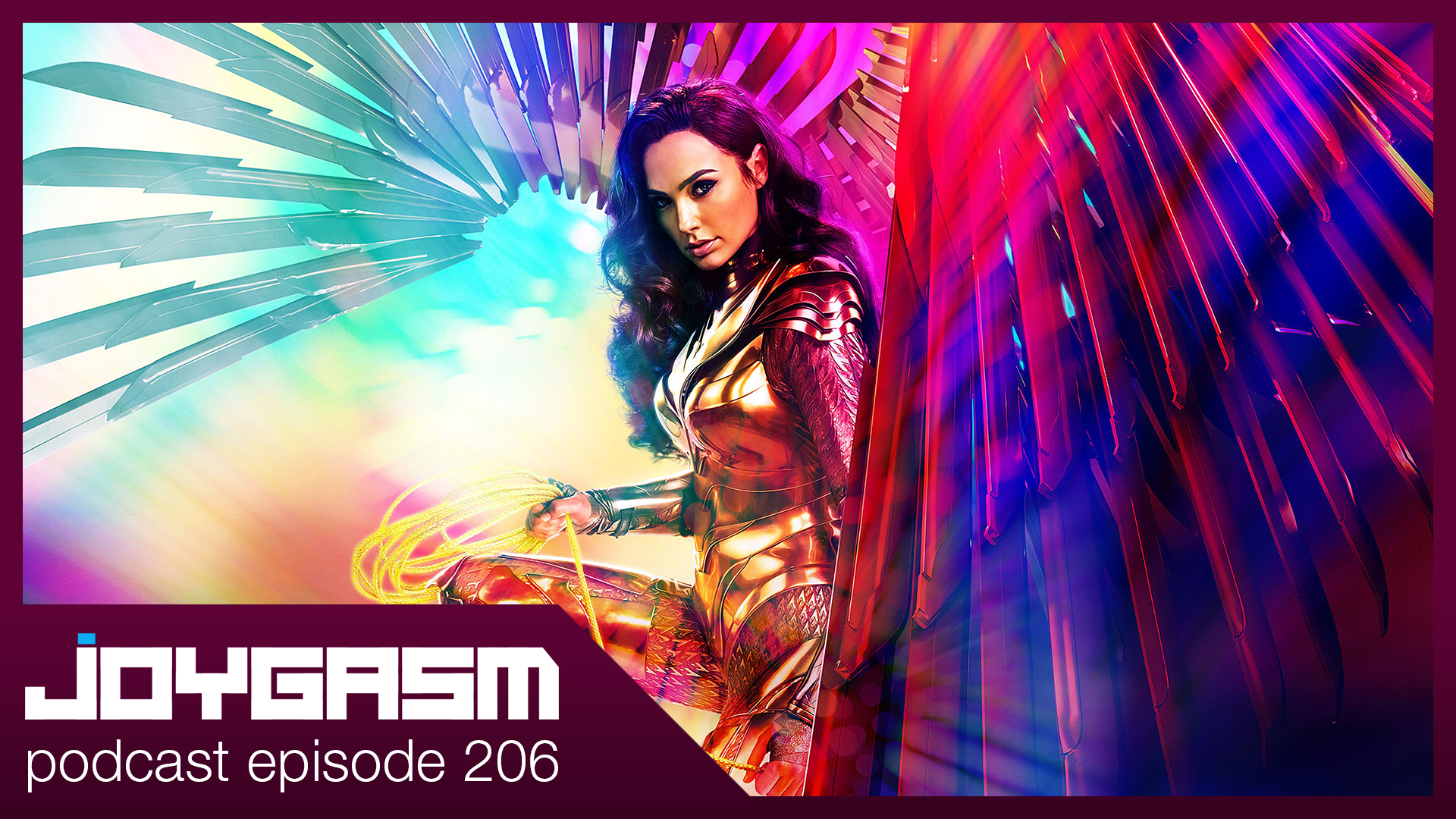 Ep. 206: Wonder Woman 1984 Movie Review