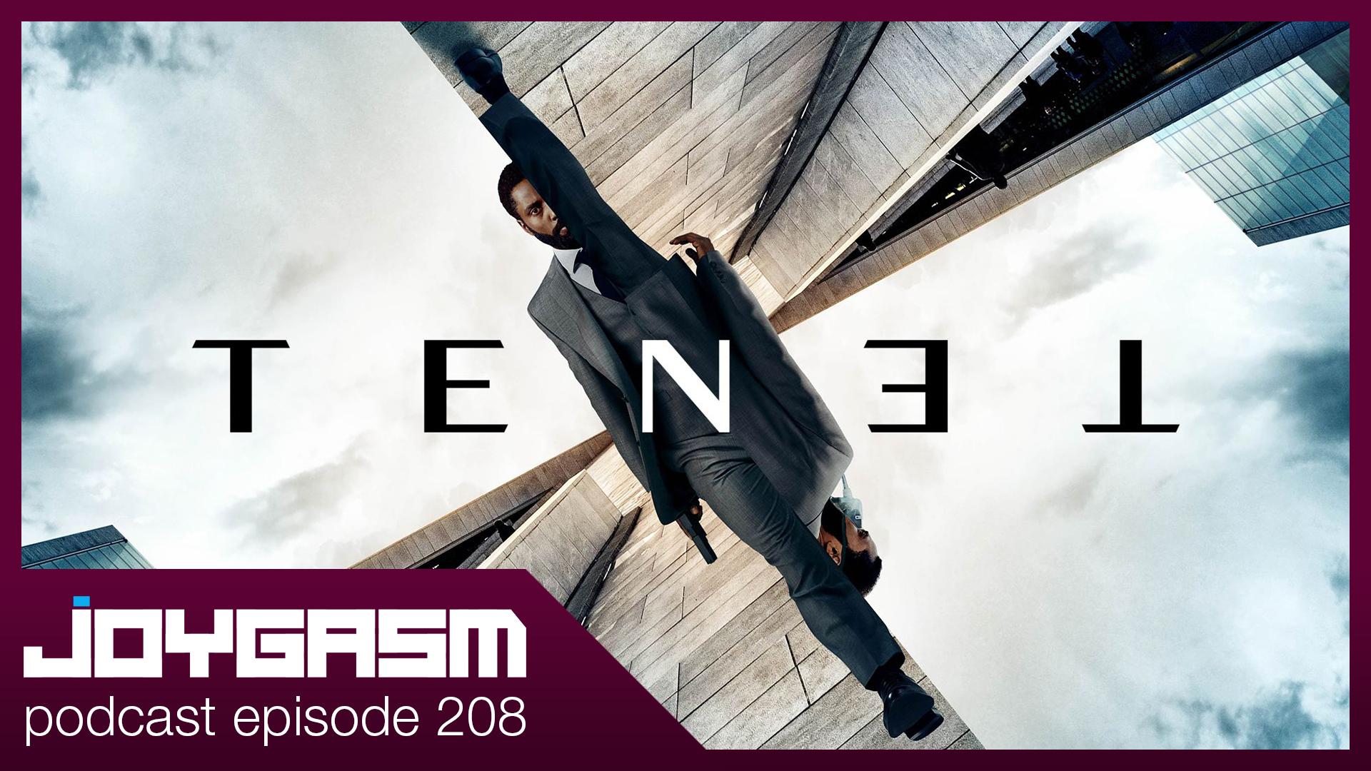 Ep. 208: Tenet Movie Review