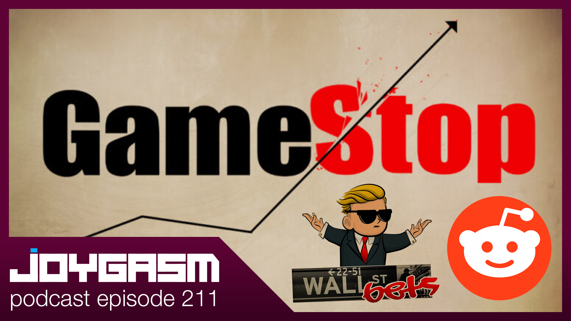 Ep. 211: The GameStop Stock Story