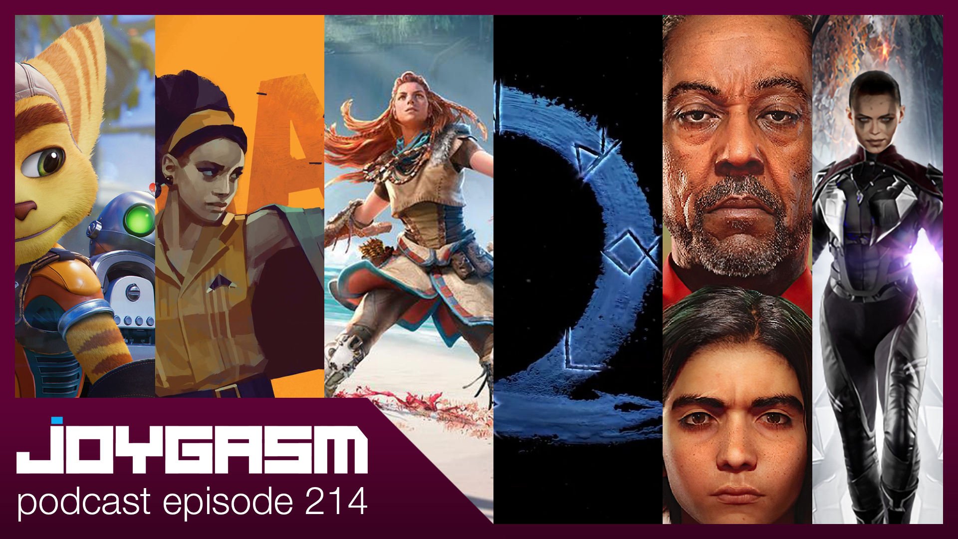Ep 214: Our Most Anticipated Games of 2021