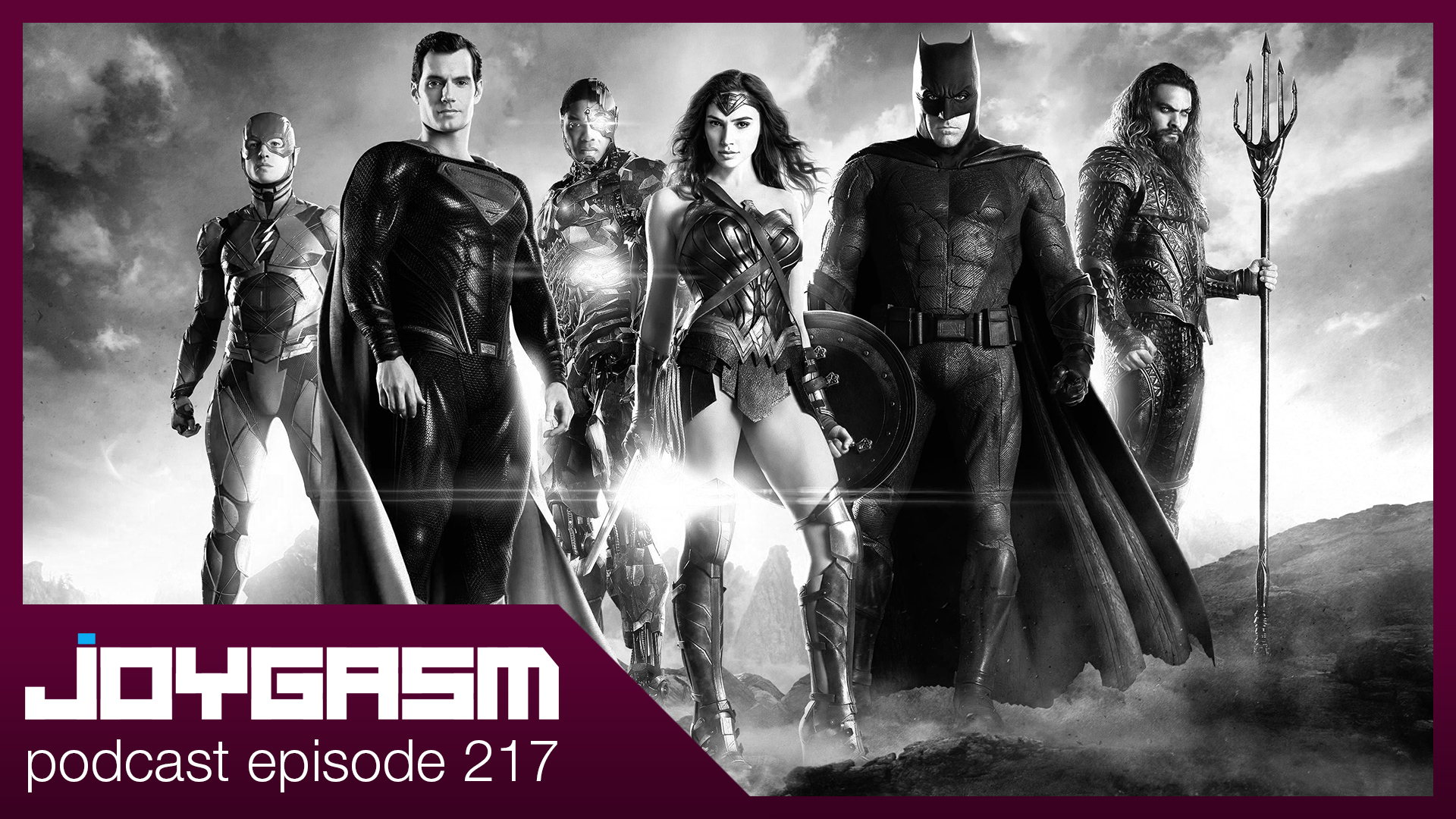 Ep. 217: Zack Snyder Justice League Review