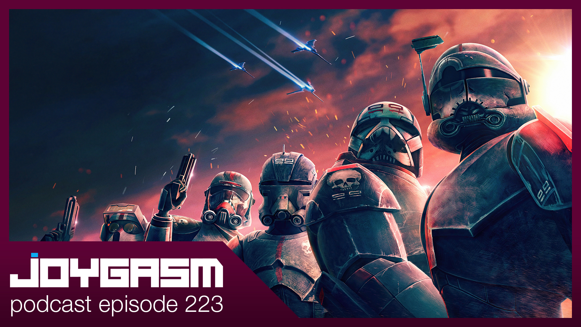 Ep. 223: Star Wars The Bad Batch Impressions, Creativity.Inc Book Impressions, May The Fourth Findings, & More